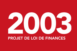 loi-finances-2003